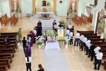 Tin ảnh: Lễ tang Cha Phêrô: Kính viếng, Thứ Bảy ngày 03.11.2018