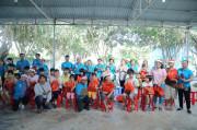 Ban Tông đồ Bác Ái & Giới trẻ Huynh đoàn Đaminh Gp. Bà Rịa:  Chia sẻ niềm vui Giáng sinh với những hoàn cảnh đặc biệt