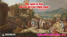 CÁC BÀI SUY NIỆM LỜI CHÚA  CHÚA NHẬT II MÙA VỌNG -C