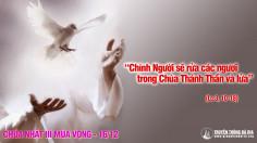 CÁC BÀI SUY NIỆM LỜI CHÚA  CHÚA NHẬT III MÙA VỌNG -C
