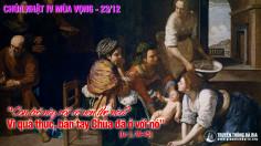 CÁC BÀI SUY NIỆM LỜI CHÚA  CHÚA NHẬT IV MÙA VỌNG -C