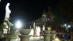 Gx. Láng Cát: Mừng lễ trọng kính Đức Maria Vô nhiễm nguyên tội