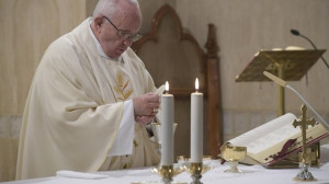 Đức Thánh Cha Phanxicô: Ước gì Mùa Vọng không mang tính thế trần