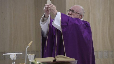 Đức Thánh Cha Phanxicô: Hãy chuẩn bị Giáng Sinh bằng sự can đảm của đức tin (10.12.2018)