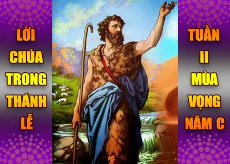 BẢN VĂN BÀI ĐỌC TRONG THÁNH LỄ- TUẦN II MÙA VỌNG – NĂM C