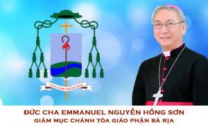 Kỷ niệm 38 năm ngày Thụ phong linh mục  của Đức Cha Emmauel – Giám mục Giáo phận