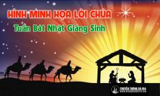Hình minh họa Lời Chúa Tuần Bát Nhật Giáng Sinh