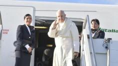 Đức Thánh Cha lên đường đi Panama