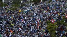 Những anh hùng thầm lặng của Đại hội Giới trẻ Thế giới tại Panama