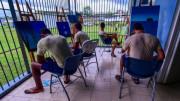 Xavier Diaz, người chuẩn bị cho các tù nhân trẻ gặp ĐTC tại Panama