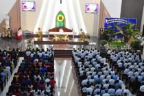 Gx. Vinh Trung: Mừng lễ Đức Maria là Mẹ Thiên Chúa- Bổn mạng Họ Bình Thuận