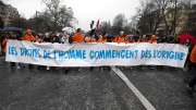 Cuộc đi bộ vì sự sống tại Pháp được ĐTC ủng hộ