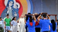 250 ngàn bạn trẻ đón chào ĐTC Phanxicô tại Panama