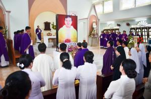 Gx. Đức Hiệp: Lễ giỗ 01 năm Cha Cố Giuse Đặng Đình An