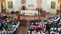Khối giáo dân Giáo phận Bà Rịa: Họp mặt tất niên và mừng xuân mới