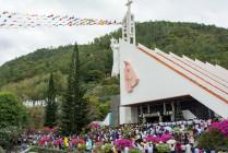 Đền Thánh Bãi Dâu: Thánh lễ kính Đức Maria - Mẹ Thiên Chúa- Bổn mạng Giáo phận Bà Rịa