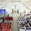 Gx. Hòa Phước:  Thánh lễ khai mạc ngày Chầu Thánh Thể thay Giáo phận 2019