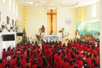 Tin Ảnh: Hạt Xuyên Mộc: Hội Lòng Thương Xót Chúa kỷ niệm 10 năm thành lập và họp mặt cuối năm