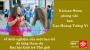 Phỏng vấn bạn Tường Vi về kinh nghiệm tham dự Đại hội Giới Trẻ