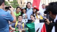 Tổng thống Panama vui mừng chào đón ĐTC