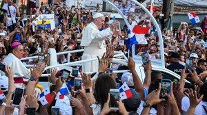 Tường thuật Đại Hội Giới trẻ Thế giới Panama 2019, 23.01.2019