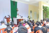 Chủng viện Tôma - Hải Sơn:  Mừng lễ Thánh Gia Thất – Họp mặt các gia đình tu sinh và dự tu