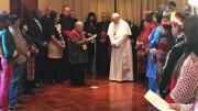 ĐTC gặp đại diện các dân tộc bản địa tại IFAD