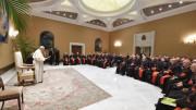 ĐTC kêu gọi đẩy mạnh việc huấn luyện phụng vụ