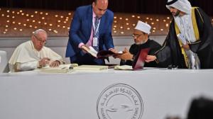 Tuyên ngôn chung của ĐTC và Đại Iman Đền Thờ Al Azhar