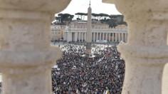 Đức Thánh Cha cầu nguyện cho các nạn nhân của nạn buôn người