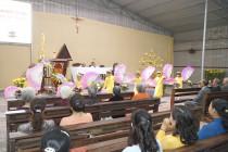 Tin Ảnh: Gx. Láng Cát: Các thánh lễ đầu năm mới 2019