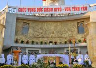 Tin ảnh:  Tượng đài Chúa Kitô Vua – Tao Phùng:  Hành hương ngày thứ Sáu đầu tháng 02.2019