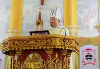 Bài giảng của Đức TGM Giuse Vũ Văn Thiên trong Thánh lễ Đức Maria Mẹ Thiên Chúa, Bổn mạng Giáo phận Hà Tĩnh