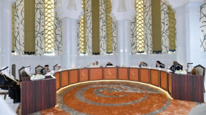 ĐTC gặp gỡ Hội đồng kỳ lão Hồi Giáo