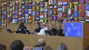 ĐTC gặp các nhân viên IFAD