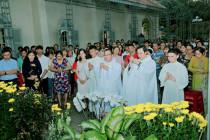 Nhà thờ Mồ Bà Rịa: Thánh lễ mùng 2 tết kính nhớ ông bà tổ tiên