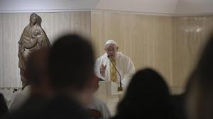 Đức Thánh Cha: Đâu là chỗ cho người đói, người bệnh và người bị giam cầm trong trái tim chúng ta