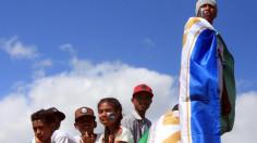 Cha Yohanes Kristoforus Tara giúp người dân bảo vệ môi trường