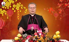 Lời chúc mừng Năm Mới Kỷ Hợi của Đức Tổng Giám mục Giuse Nguyễn Chí Linh, Chủ tịch HĐGMVN