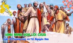 Hình minh họa Lời Chúa hằng ngày  Tuần IV Thường niên và Tết Nguyên Đán