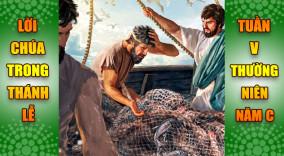 BẢN VĂN BÀI ĐỌC TRONG THÁNH LỄ  TUẦN V THƯỜNG NIÊN – NĂM C
