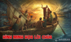 Hình minh họa Lời Chúa hằng ngày  Tuần VI Thường niên