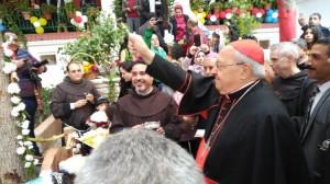 ĐHY Sandri cử hành lễ kỷ niệm 800 năm cuộc gặp gỡ giữa thánh Phanxicô và quốc vương Al-Malek Al-Kamil