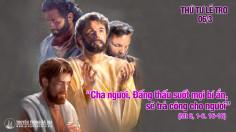 CÁC BÀI SUY NIỆM LỜI CHÚA THỨ TƯ LỄ TRO- NĂM C