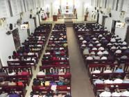 Tin Ảnh: Gx. Thiện Phước: Mừng lễ kính Thánh Giuse- Bổn mạng Giới Gia trưởng giáo xứ và Họ Giuse