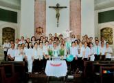 Tin ảnh: Gx. Chánh Tòa: Hội Legio các giáo xứ Chánh Tòa, Long Hương, Dũng Lạc mừng lễ bổn mạng