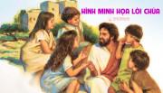 Hình minh họa Lời Chúa Tuần III Mùa Chay – Năm C