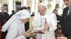 ĐTC tuyên dương sơ Maria Concetta: cuộc đời làm chứng cho Chúa