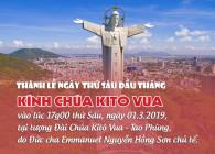 Thánh lễ ngày thứ Sáu đầu tháng tại tượng Đài Chúa Kitô Vua - Tao Phùng