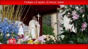 Đức Thánh Cha Phanxicô - Thánh lễ Chúa Nhật Phục Sinh 2019